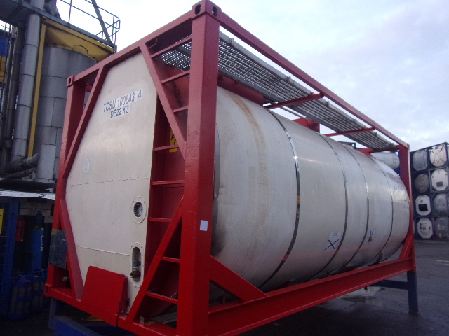 20100 liters IMO-1 tank container (T20 Type tank container)
