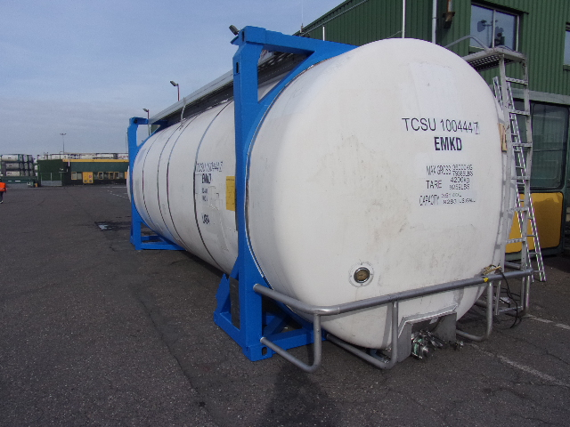 35000 liters IMO-1 Swap Body tank container