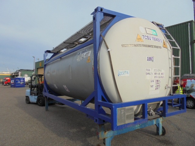 31000 liters T11 Swap Body tank container