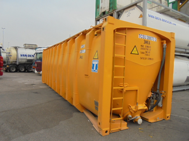 48000 liters SILO POWDER BULK tank container