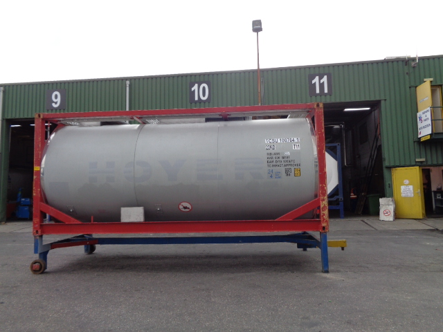 24000 liters T11 tank container